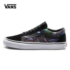 adabdd5b20 Vans Classic Old Skool Colorful Print VN0A38G1QC6 Skate Shoe amazon  Recommend Vans For Sale  Vans