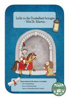 Arbeitsblätter zu St. Martin (kostenpflichtiger Download) Martin Luther, Family Guy, Guys, Fictional Characters, Religious Education, Teaching Materials, History, Animales, Fantasy Characters