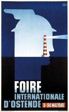 Foire Internationale d'Ostende ~ Herman Verbaere
