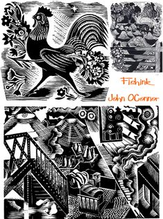 Fishinkblog 7354 John OConnor 3 Check out my blog ramblings and arty chat here www.fishinkblog.w... and my stationery here www.fishink.co.uk , illustration here www.fishink.etsy.com and here carbonmade.com/.... Happy Pinning ! :)