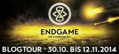 Morgen ist es soweit! Endgame is coming - Die Blogtour!