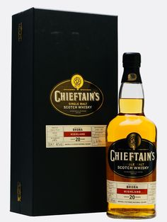 BRORA 1982 20 Year Old Sherry Cask Chieftans Choice, Highlands