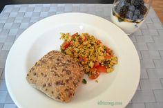 Tofu mexido #receita #vegana #vegetariana #vegan #vegetarianismo #veganismo