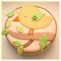 Bird cake =)