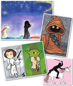 Star Wars Baby Nursery | Geek Gems