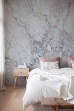 awesome 34 Modern Wallpapers Inspiration Ideas For Your Room Walls http://about-ruth.com/2017/12/12/34-modern-wallpapers-inspiration-ideas-room-walls/