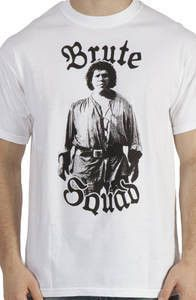 This Princess Bride shirt features Andre the Giant as Fezzik, the lone member of…