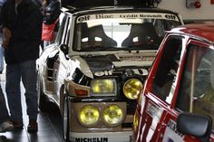Renault 5 Turbo Maxi - Paul Ricard - Chatriot