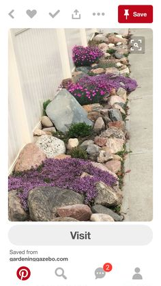 Great Simple Driveway River Rock