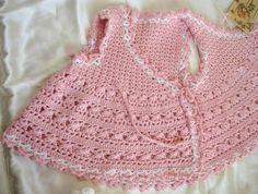 robes - Modèles pour Bébé au Crochet