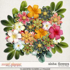 Aloha: FLOWERS by St