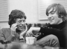 John Lennon,  Mick Jagger