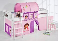 Hochbett Dora | High sleeper Dora