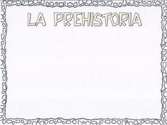 INDICENOMBRE:• Ideas previas• ¿qué sabemos de la prehistoria?•¿qué queremos saber de la prehistoria?• Hemos ido al cine a ver LOS CROODS.• Evolución: de los an…
