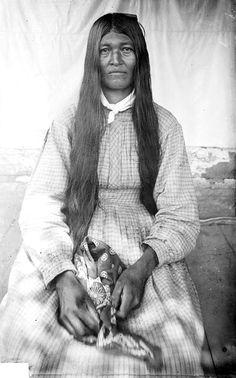 Walini - Cherokee woman