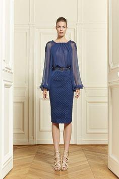 Sfilata Zuhair Murad New York - Pre-collezioni Primavera Estate 2014 - Vogue