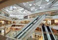 IFC Mall in Shanghai by Pelli Clarke Pelli