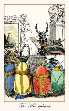 The Fantastic Menagerie Tarot. Published by The Magic Realist Press.