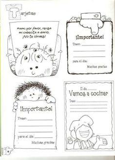 Notas para los padres