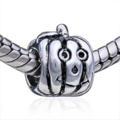 Pugster Bead Happy Faced Pumpkin Stopper Charm Bead Fit Pandora Charm Bracelet Pugster. $8.09. Unthreaded European story bracelet design. Fit Pandora, Biagi, and Chamilia Charm Bead Bracelets. Free Jewerly Box. Pugster are adding new designs all the time. Money-back Satisfaction Guarantee
