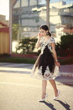 Blog da Lê-Moda e Estílo: Look - Princess Dress