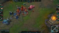 I got stuck in recall animation after cancelling my recall as Katarina - The result was pretty funny - Not sure what caused it. https://www.youtube.com/watch?v=5wMgVz9bZZ8 #games #LeagueOfLegends #esports #lol #riot #Worlds #gaming