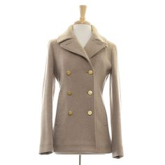 J. Crew Tan Fitted Coat Size: M $50.00 stacksonracks.com