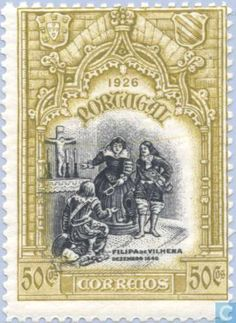 Portugal [PRT] - Independence 1926 Algarve, History Of Portugal, Postcard Paper, Old Stamps, Stamp Catalogue, My Heritage, East Africa, Stamp Collecting, Postage Stamps