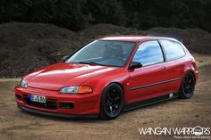 Little red ringtool - Wangan Warriors