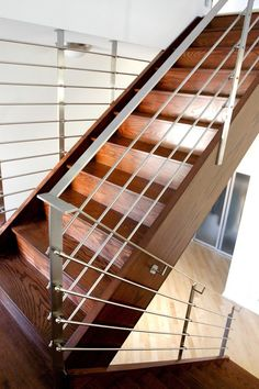 Design Furniture, Modern Design Companies, Stairs Railing, Stairs Rail, - Contemporary Staircase By Milk Design