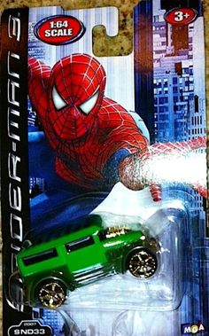 Spiderman 3 Sandman SND 33 1:64 Die-cast Vehicle @ niftywarehouse.com #NiftyWarehouse #Spiderman #Marvel #ComicBooks #TheAvengers #Avengers #Comics