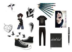 """art"" by corpseskeleton ❤ liked on Polyvore featuring art"