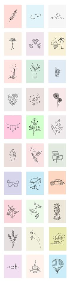 Welcome to a very creative set of completely hand drawn vector elements. This pack includes 30 unique and creative elements from floral twig to air balloon. s hand drawn Hand Drawn Vector Elements - GraphicsFuel Mini Drawings, Cool Art Drawings, Doodle Drawings, Art Drawings Sketches, Easy Drawings, Doodle Art, Drawing Ideas, Sketch Art, Sketch Design