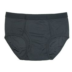 f67e0c85d62 Tilley Mens TU29 Coolmax Travel Underwear Briefs Large Black -- More info  could be found