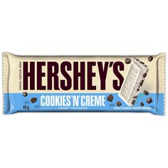 Hershey Cookies, Hershey Candy, Hershey Chocolate, Candy For Sale, Makeup You Need, Food Pack, Cereal Recipes, Mac Makeup, Chocolate Flavors