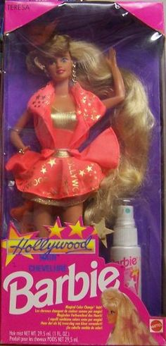 Hollywood Hair Barbie - Teresa 1992