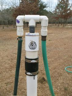 How to drill your own well or dig your own well using inexpensive PVC and water hoses - hand well drilling Homestead Survival, Camping Survival, Survival Prepping, Emergency Preparedness, Survival Skills, Emergency Water, Emergency Supplies, Survival Shelter, Survival Food