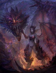 Dragon Born by CGlas ~•º•~♥~•º•~