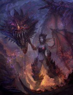Dragon Born by CGlas ~•º•~♥~•º•~