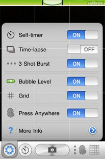 Gorillacam app for iPhone