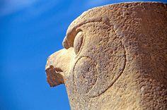 "Statue of Horus in Edfu Temple"" by Petr Svarc | Redbubble"