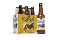 Upland Brewing Co. - Helios Pale Ale