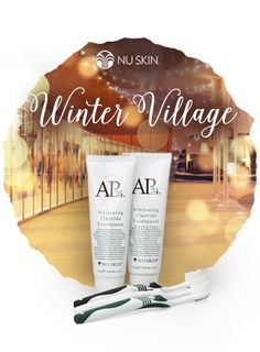 Dreaming of white teeth this Christmas? Get it with the White Collection. It contains 3 anti-plaque toothbrushes and 2 AP-24 Whitening Fluoride Toothpastes in vanilla-mint flavour to freshen your breath and provide a long-lasting clean.