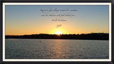 November 2nd, 2014 Sunrise in Marina del Rey