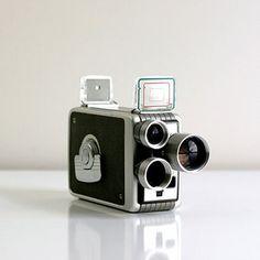 Kodak Brownie Movie Camera, $93, now featured on Fab.