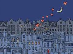Image result for toits paris nuit