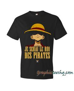 Roi des pirates Tee Shirt