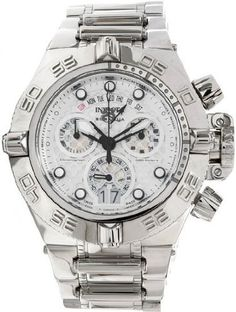 Invicta Subaqua Noma IV Silver with Black Dial Stainless Steel Men's Watch Invicta. $382.95. Save 85%!