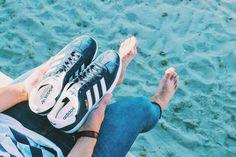 Photo Shooting Sneakers & Breakfast x Foot Locker - Adidas Gazelle II…