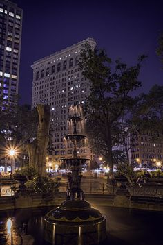 The Flatiron Building by Alexander Marte Reyes #newyorkcityfeelings #nyc #newyork